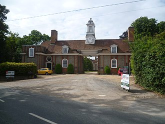 Great Maytham Hall - Gatehouse