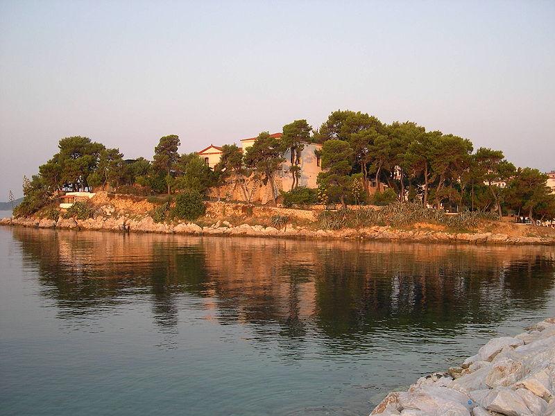 File:Greece-Skiathos-Mpourtzi at dawn.jpg