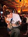 Grits Bar NOLA banjo.JPG