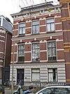 foto van Herenhuis in eclectische bouwstijl