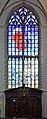Grote Kerk, Haarlem Blaues Buntglasfenster 03.jpg