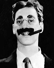 Groucho Marx in 1931