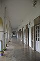 Ground-floor Corridor - Western View - Hijli Detention Camp Converted Hijli Shaheed Bhavan - IIT Kharagpur - West Midnapore 2015-09-28 4692.JPG