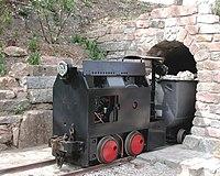 Mine railway - Wikipedia