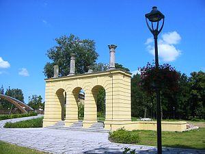 Gubin, Poland - Theatre Island