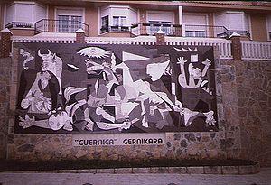 "English: ""Guernica Gernikara"", a Bas..."