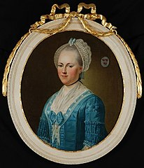 Portret van Elisabeth Maria van Neck (1741-1817)