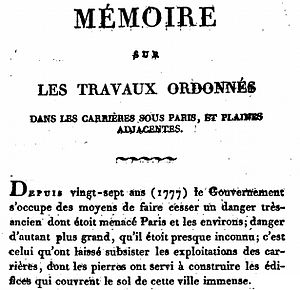 Charles-Axel Guillaumot - Title page of the first work published by Guillaumot, 1804.