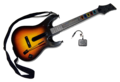 how to play guitar hero world tour with controller ps3