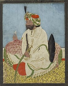 Gulab Singh Dogra of Kashmir
