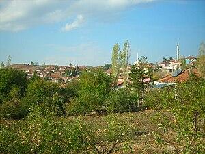 Çankırı Province - Gümerdiğin, a town in Şabanözü district