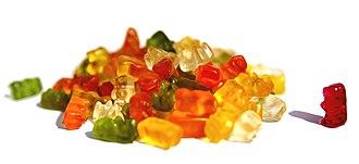 Fruit snack - Image: Gummi Bears in Action 01