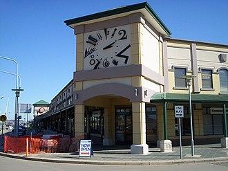 Gungahlin, Australian Capital Territory - Gungahlin Shopping Centre