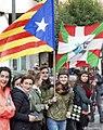 """Gure Esku Dago manifestazioa """"Demokrazia"""" - Bilbo 2017-09-16 - 8.jpg"""