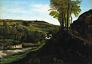 Gustave Courbet - The Valley of Ornans.jpg