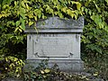 Gustavus Charles du Plat grave, St. Marx Cemetery, 2016.jpg