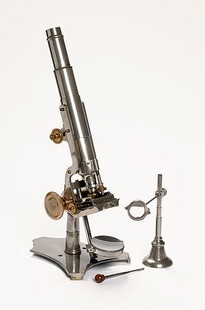 Joseph Gutteridge - Image: Gutteridge Microscope HAGAM