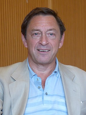 Guy Standing (economist) - Standing in 2012