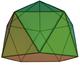 Gyroelongated pentagonal pyramid