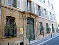 Hôtel 55 rue Emeric-David Aix-en-Provence.JPG