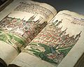 H. Schedel, Liber chronicarum; cityscape of Nuremberg Wellcome L0043507.jpg