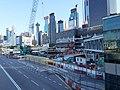 HK 灣仔北 Wan Chai North 博覽道東 Expo Drive East 會議道 Convention Avenue 菲林明道 Fleming Road evening November 2019 SS2 13.jpg