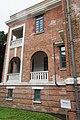 HK 鰂魚涌 Quarry Bay 柏架山道 Mount Parker Road 林邊屋 Woodside red brick house facade n windows May 2018 IX2.jpg