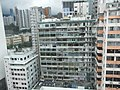HK Causeway Bay Sik King House n Vansun Building facades Aug-2012.JPG