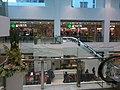 HK Tai Po Mega Mall 大埔超級城 mall escalators Jan-2013.jpg