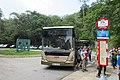 HK walking 新娘潭路 Bride's Pool Road Bus Terminus 275R stop sign n visitors n District June 2018 IX2.jpg