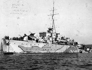 HMS <i>Ibis</i> (U99)