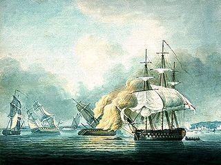 HMS <i>Northumberland</i> (1798) 1798 ship