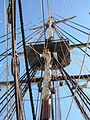 HMS Surprise (replica ship) mast 2.JPG