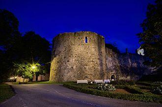 White Lady (ghost) - Haapsalu Castle