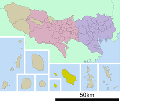 Hachijo Subprefecture in Tokyo Prefecture.PNG
