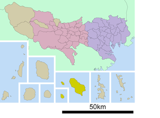 Hachijō Subprefecture subprefecture of Tokyo Metropolis, Japan