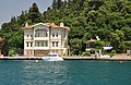 Haci Ahmet Bey Yali on Bosphorus, Kanlica, Turkey.JPG