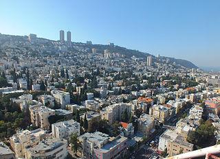 Israeli neighborhood
