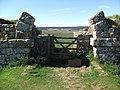 Hadrian's Wall (Housesteads Milecastle).jpg