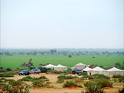 Skyline of Hafar Al-Batin