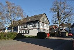 Kirchgasse in Hahnstätten