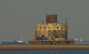 Humber Forts - Haile Sand Fort
