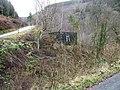 Hairpin bend on mountain road - geograph.org.uk - 750835.jpg