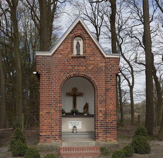File:Haltern am See, Denkmal 57 Wegekapelle Hullern.jpg