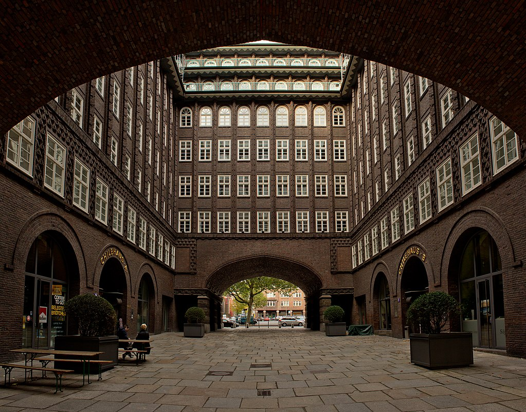 Hamburg - Chilehaus