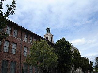 Alexander Hamilton High School (Los Angeles) Public high school in Los Angeles