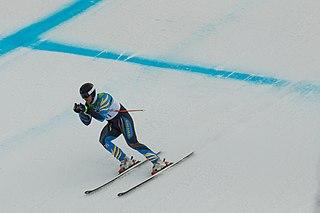Hans Olsson (alpine skier) Swedish alpine skier