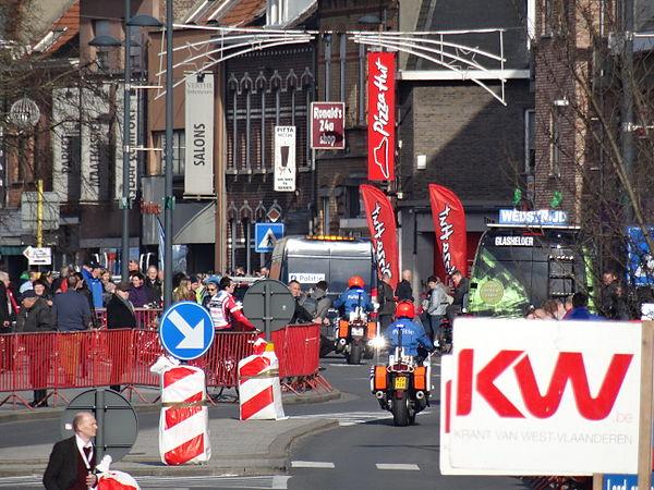 Harelbeke - Driedaagse van West-Vlaanderen, etappe 1, 7 maart 2015, aankomst (A29).JPG