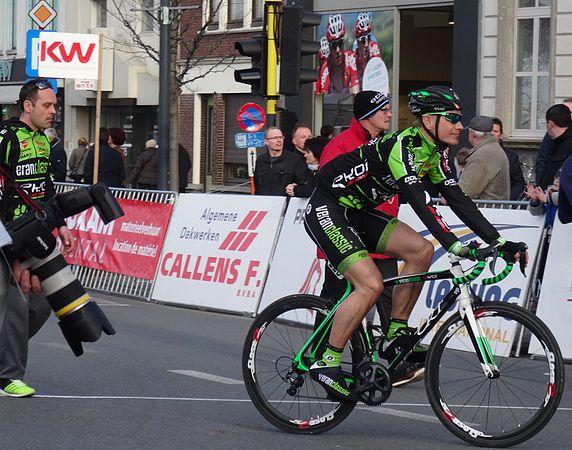Harelbeke - Driedaagse van West-Vlaanderen, etappe 1, 7 maart 2015, aankomst (A62).JPG