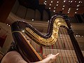 Harfe im Konzertsaal P1180877.jpg
